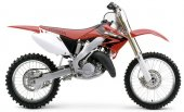 2004 Honda CR 125 R photo