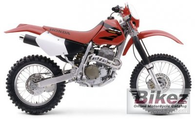 2004 Honda XR 400 R photo