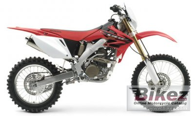 2004 Honda CRF 250 X photo
