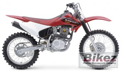 2004 Honda CRF 230 F photo