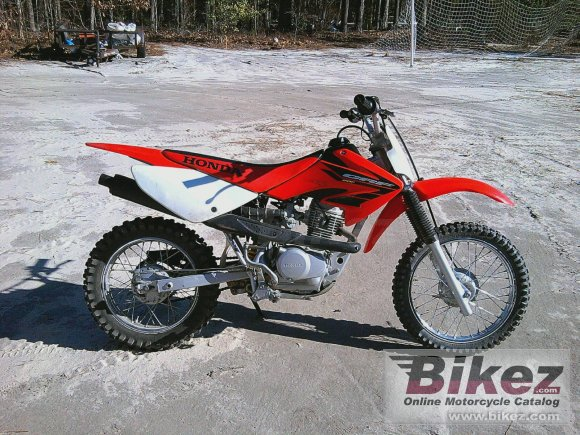 2004 Honda CRF 80 F photo