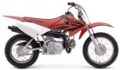 2004 Honda CRF 70 F photo