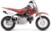 2004 Honda CRF 50 F photo