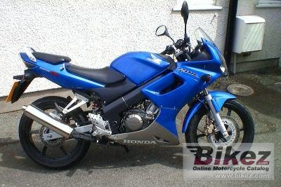 2004 honda cbr 125 r specifications and pictures. Black Bedroom Furniture Sets. Home Design Ideas