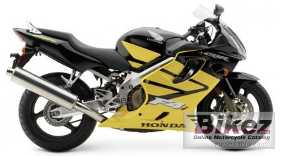 2004 Honda Cbr 600 F4i Specifications And Pictures
