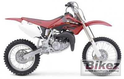 2004 honda cr 85 r expert specifications and pictures. Black Bedroom Furniture Sets. Home Design Ideas