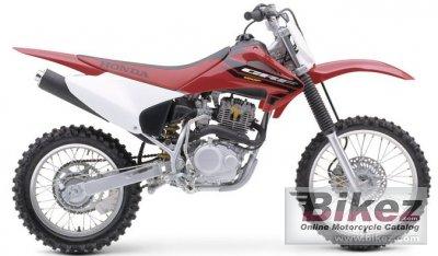 2004 Honda CRF 150 F