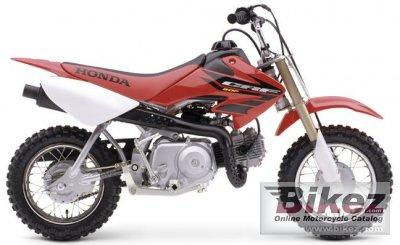 2004 Honda CRF 50 F