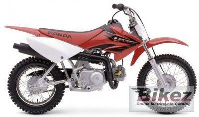 2004 Honda CRF 70 F