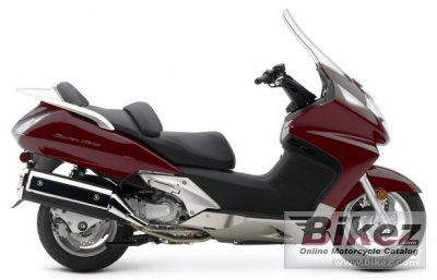 2004 Honda Silver Wing ABS
