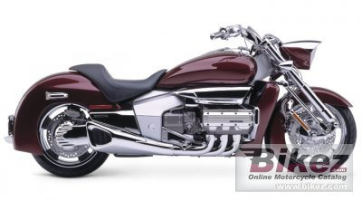 2004 Honda Valkyrie Rune specifications and pictures