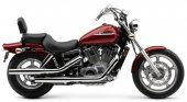 2005 Honda Shadow Spirit photo