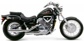 2005 Honda Shadow VLX