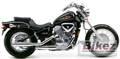 2005 Honda Shadow VLX photo