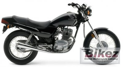 2005 Honda CB 250 Nighthawk photo