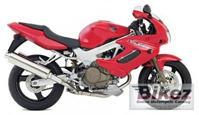 2005 Honda VTR 1000 F Super Hawk photo