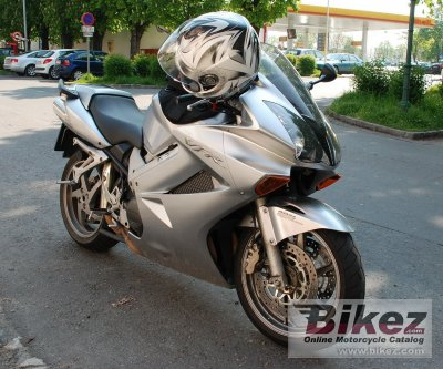 2005 Honda VFR 800 FI Interceptor ABS photo