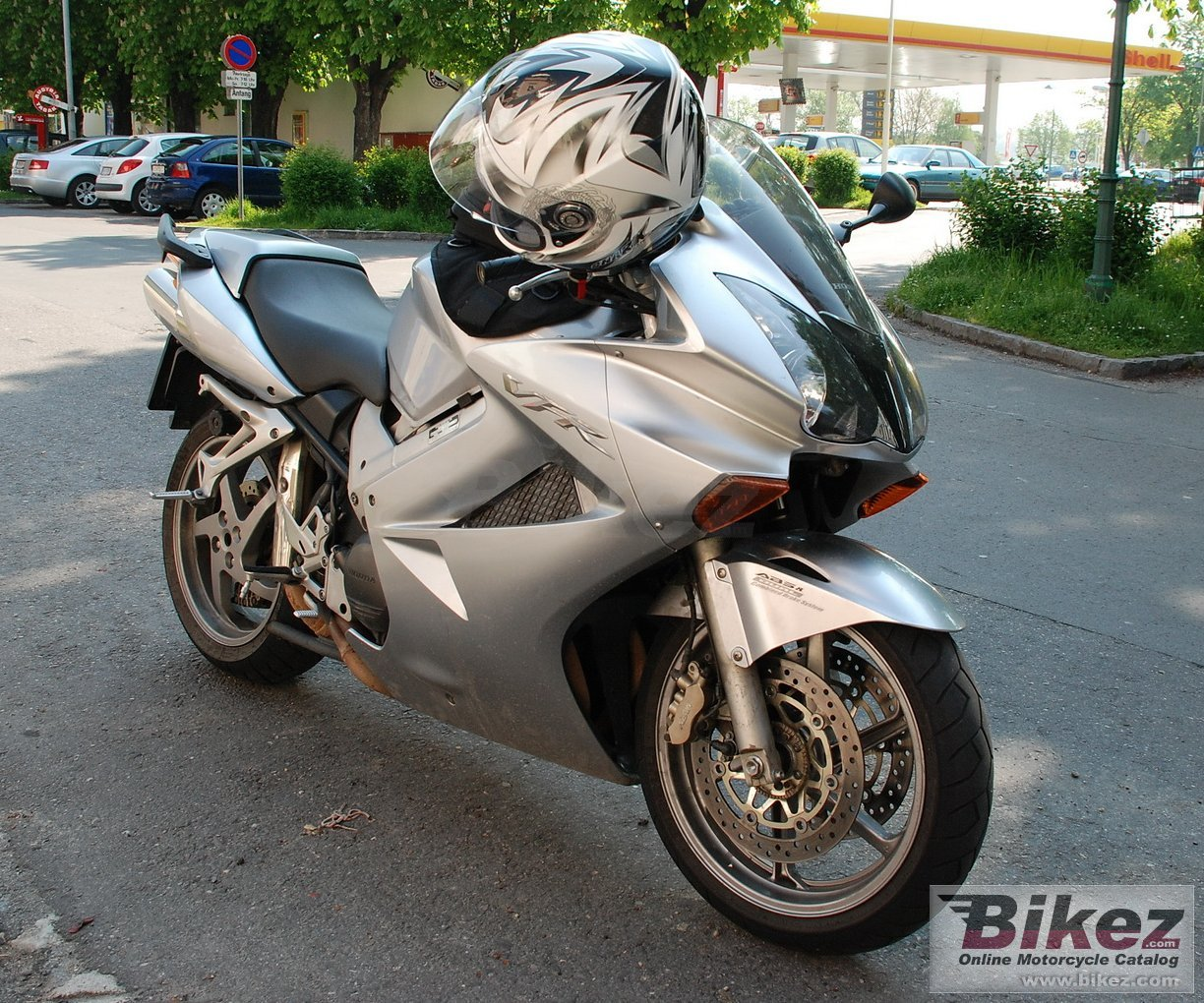 Honda VFR 800 FI Interceptor ABS