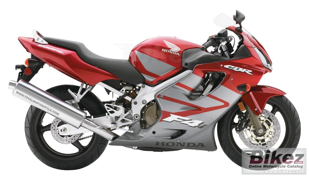 .totalmotorcycle.com cbr 600 f4i