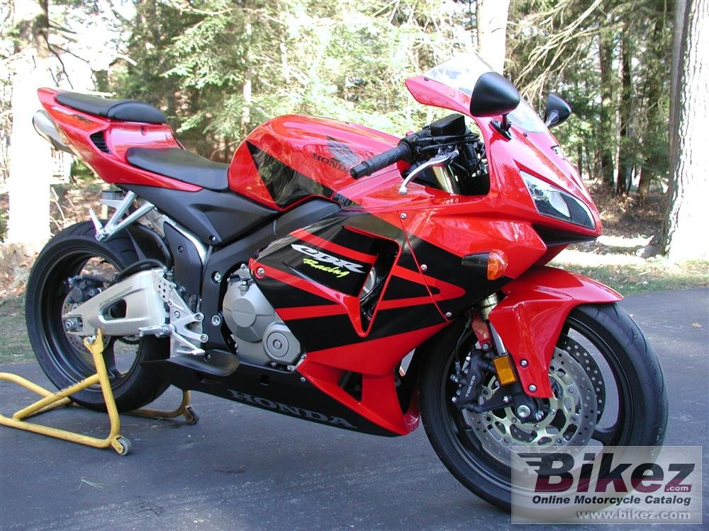 Group LLC cbr 600 rr
