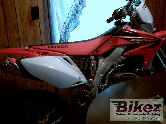 2005 Honda CRF 450 R photo