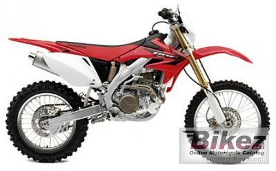 2005 Honda CRF 450 X photo