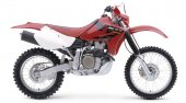 2005 Honda XR 650 R photo