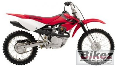 2005 Honda CRF 100 F photo