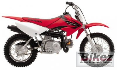 2005 Honda CRF 70 F photo
