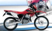 2005 Honda XR 250 Tornado photo