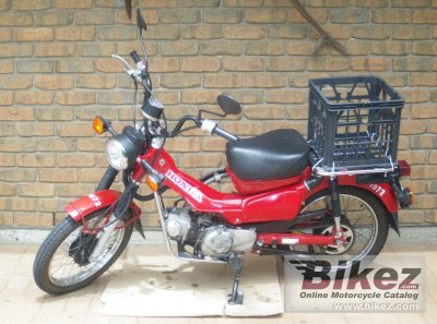 2005 Honda CT 110 photo