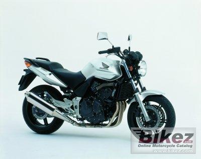2005 Honda CBF 600 N