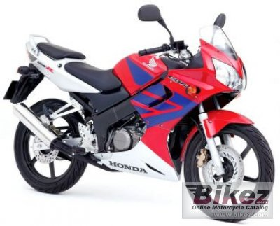 2005 honda cbr 125 r specifications and pictures. Black Bedroom Furniture Sets. Home Design Ideas