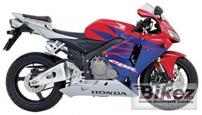 2005 Honda Cbr 600 Rr Specifications And Pictures