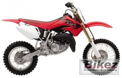 2005 honda cr 85 r specifications and pictures. Black Bedroom Furniture Sets. Home Design Ideas