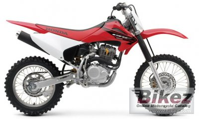 2005 Honda Crf 150 F Specifications And Pictures