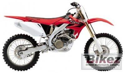 2005 Honda CRF 450 R