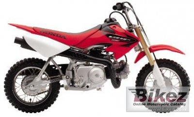2005 Honda CRF 50 F