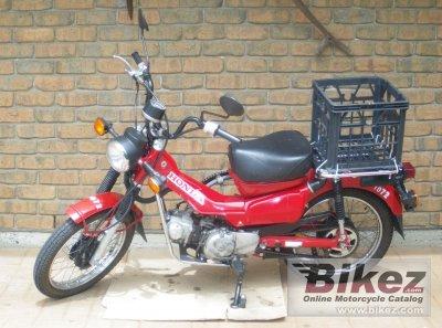 2005 Honda CT 110