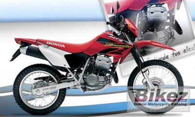 2005 honda xr 250 tornado specifications and pictures