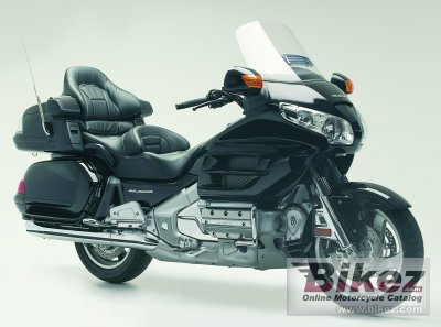 2006 Honda Gold Wing Premium Audio photo
