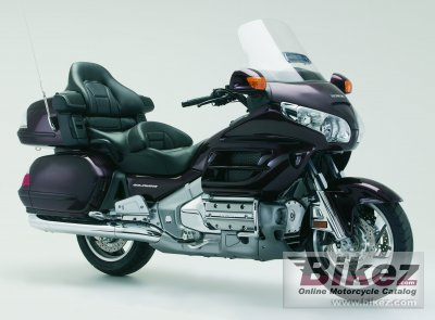 2006 Honda Gold Wing Audio-Comfort-Navi photo