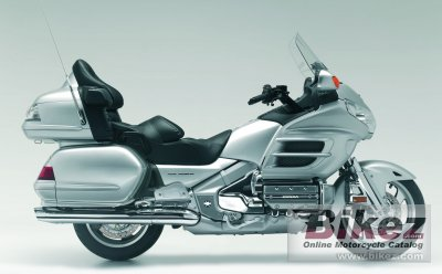 2006 Honda Gold Wing Audio-Comfort-Navi-ABS photo