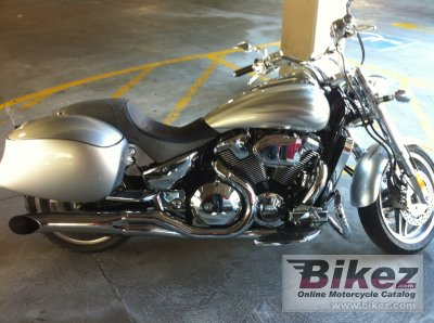 2006 Honda VTX 1800 Performance Cruiser photo