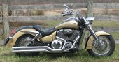 2006 Honda VTX 1800 Retro Cruiser photo