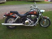 2006 Honda VTX 1800 Sport Cruiser photo