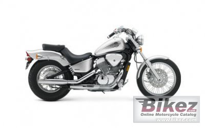 2006 Honda Shadow VLX Deluxe photo