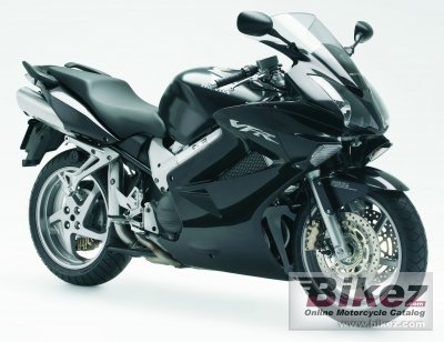 2006 Honda VFR 800 Interceptor ABS photo