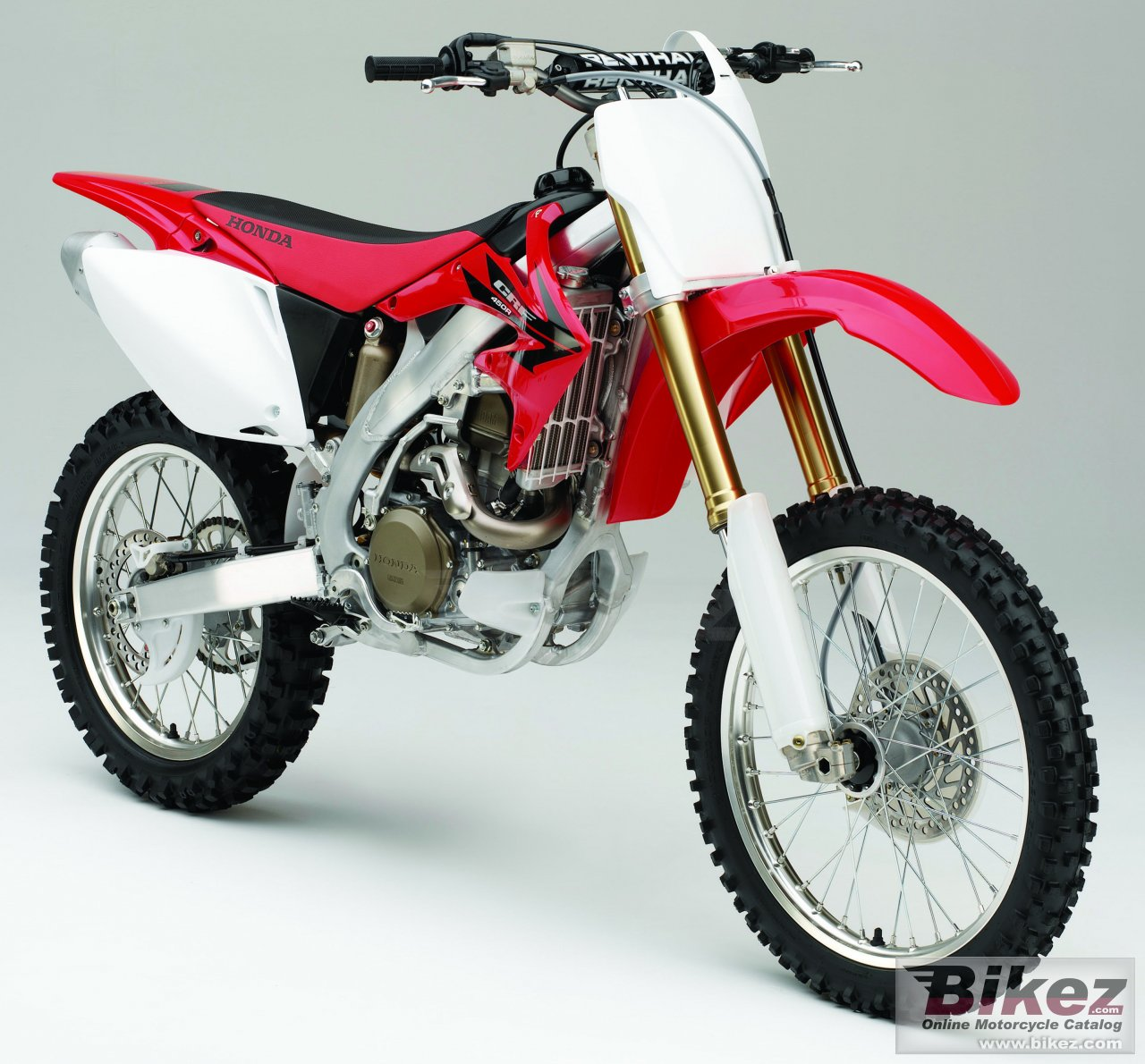 Big Honda crf 450 r picture and wallpaper from Bikez.com