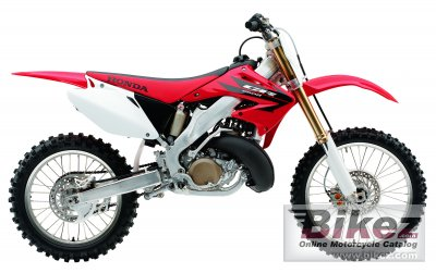 2006 Honda CR 250 R photo